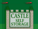 Castle Self Storage logo